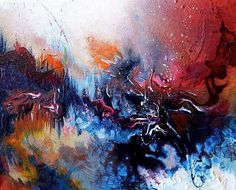 Artist Melissa S McCracken #Paints Music #painting #art #inspiration