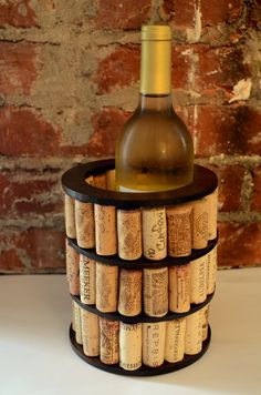 ReCorKIT Turn Wine Corks into Vase DIY Kit by HOVdesigns on Etsy