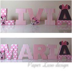 letras-3d-minnie-rosa-minnie.jpg (1200×1200)