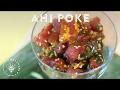 Hawaiian Ahi Poke Recipe - Honeysuckle - YouTube