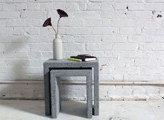 Bord i beton, DIY