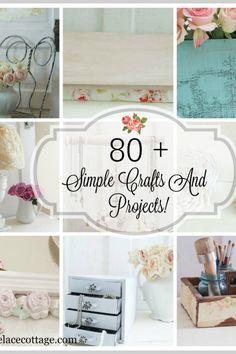 80 + progetti CRAFT semplici
