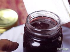 Easy grape canning process