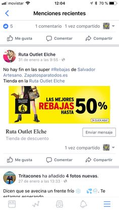 Ruta outlet elche