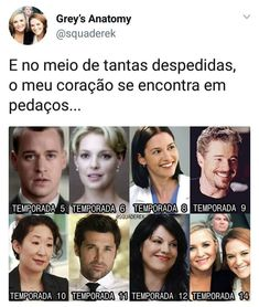 George Izzie Lexie Sloan Yang Derek Callie Arizona e Kepner Greys Anatomy Facts, Greys Anatomy Characters, Greys Anatomy Bailey, Grey's Anatomy Hospital, Series Movies, Tv Series, Sao Memes, Lexie Grey, Cristina Yang