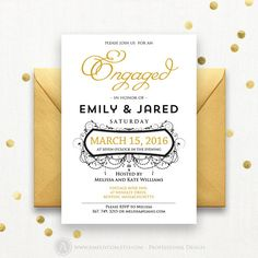 Engagement Invite Templates Magnificent Rustic Engagement Party Invitation Engagementameliyinvite Https .