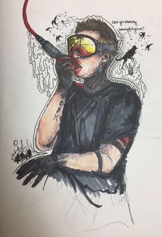 Clique Art |-/ << holy fuck this is so aesthetically pleasing