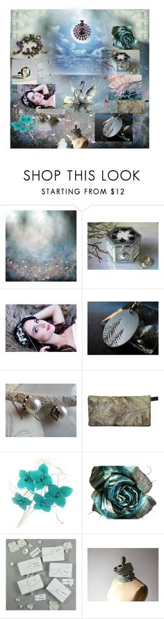 """Full Moon"" by kikisan-studio ❤ liked on Polyvore"