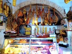 Most tourists are lured to Umbria by the region's well-preserved medieval hill towns — rich in art, architecture, and spiritual and archaeological treasures — or its picturesque countryside with dense mountains and rolling valleys. But for those who travel in search of their next great meal, Umbria proffers a hidden gem: its unpretentious, often unheralded, cuisine.