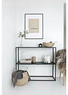 Minimal Interior Design Inspiration # 41 - HOME - Haus Dekoration Scandinavian Interior Design, Home Interior Design, Scandinavian Living, Room Interior, Scandinavian Wall Decor, Apartment Interior, Apartment Ideas, Interior Ideas, Living Room Ideas