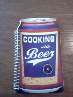 COOKING WITH BEER... love this cookobook!!