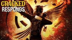 The Hunger Games: MockingJay Part 2 - Cracked Responds The Hunger Games, Mockingjay Part 2, Katniss Everdeen, Confirmation, Trailers, Movie Posters, Channel, Watch, Youtube