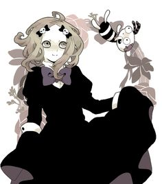 Lenore the cute little dead girl anime