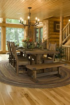 """""""Dirt to Done"""" Log Home Project House 