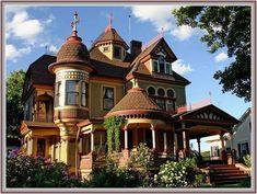 Yunkhannock mansion Pennsylvania