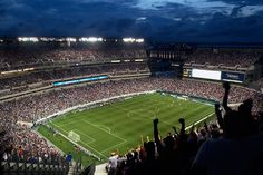 For the first time ever, the Copa America soccer tournament will be played outside of South America and one game will hit Philadelphia. (Photo courtesy Lincoln Financial Field) Copa Centenario, Copa America Centenario, Visit Philadelphia, Philadelphia Sports, Lincoln Financial Field, Soccer Tournament, Love Park, Sports Stadium, In 2015