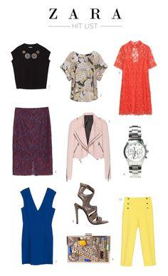 Zara Sping 2014 thefashionfuse.com