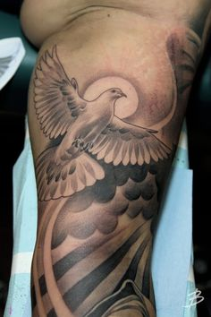 clouds doves tattoos - Google Search                                                                                                                                                      Mehr