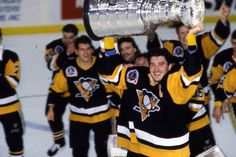 Mario Lemieux - Pittsburgh Penguins