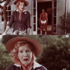 Gloria and her son psycho son Dandy Mott, American Horror Story Freak Show American Horror Story Series, History Of Television, True Detective, Penny Dreadful, Evan Peters, Coven, Horror Stories, Normal People, Movie Tv
