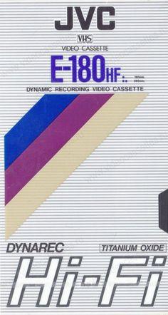 - vintage video-cassette Retro Design, Vintage Designs, Graphic Design, True Vision, Vhs Cassette, Vintage Videos, Free Market, Altered Books, Box Art