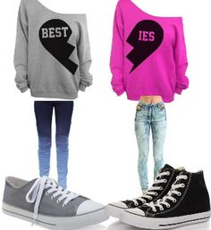 Best friend outfit