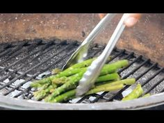 Grilled Asparagus Recipe - Learn How to Grill Perfect Asparagus Every Time!