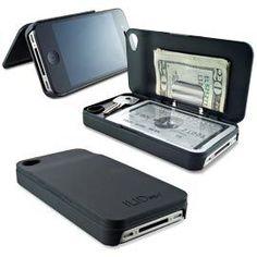 iPhone Wallet, iLid Case, Slim iPhone Wallet | Solutions