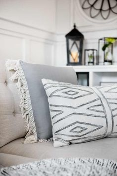 Snuggle up with Kirkland's stylish selection of pillows. From intricately designed patterns to fun fringes, we have pillows to suit any space and any style. Oh, and did we mention they're comfy? Check out our Gathering Place Collection for other cozy options to choose from!