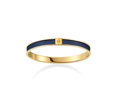 hermes leather and gold bracelet