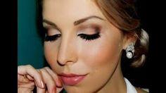 Maquiagem para festa durante o dia, com Lu Ferraes   Make-up for daytime party by MUA Luciane Ferraes (in Portuguese)
