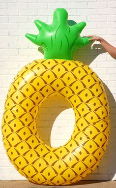 Giant Pineapple Pool Float - The Floaty Store™ - 2