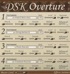 DSK Overture Free VST Orchestra