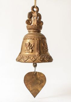 Buddhist temple bell, Thailand