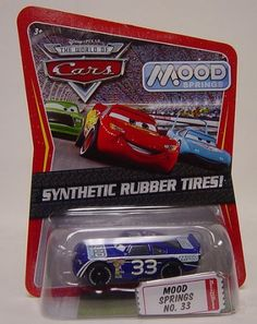 Disney / Pixar CARS Movie Exclusive 1:55 Die Cast Car with Sythentic Rubber Tires Mood Springs by Mattel, http://www.amazon.com/dp/B002E3H0QS/ref=cm_sw_r_pi_dp_6bPjsb1RBX5Y9