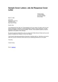 Sample For Job Application Appeal Letters Letter Samples Gif
