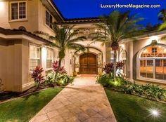 Custom built home in Hawaii