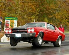 Chevrolet Chevelle | American Classic Cars
