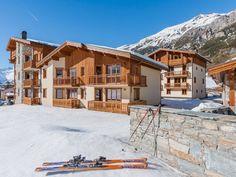 Mooie appartementen aan piste en op loopafstand van centrum Val Cenis