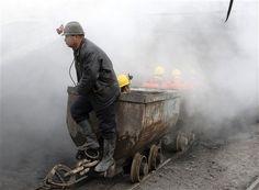 Tűz ütött ki egy kínai szénbányában - http://hjb.hu/tuz-utott-ki-egy-kinai-szenbanyaban.html/
