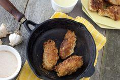 Asian Buttermilk Fried Chicken Hot Wings