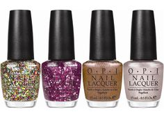 Muppet nail polish by OPI: Rainbow Connection, Divine Swine, Warm and Fozzie, Designers De Better