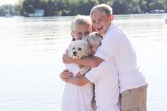 Family Portrait Wisconsin and Illinois, Colleen Kubiak Photography