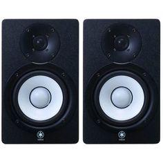 £244 Yamaha HS50M Active Studio Monitors - Pair