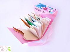 Porta bustine da thè da Borsetta - Tea bags holder Portable