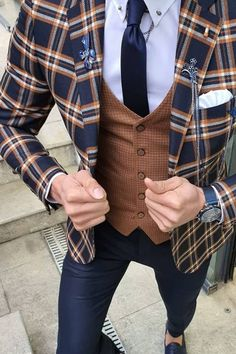 Mens Wool Blend GreyBlue Men/'s Vest Gray Gentlemen/'s Vest Mens Waistcoat Wedding Classic Vest Formal Fitted Edwardian Victorian Large