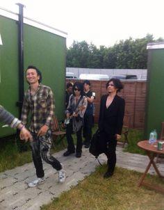 Download Festival 2014,Backstage(June 14,Sat)