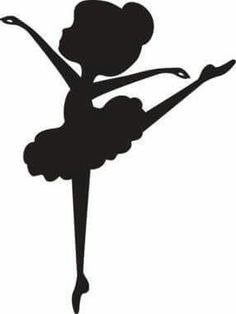 3 adorable ballerina silhouette poses to choose from. Perfect gift for your little ballerina! Great gift idea for dance instructors and teachers. Ballerina Silhouette, Girl Silhouette, Couple Silhouette, Diy And Crafts, Crafts For Kids, Arts And Crafts, Paper Crafts, Ballerina Birthday, Ballerina Feet