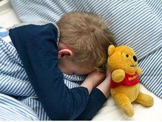 Kun lapsesi nukkuu näin, hänestä tulee älykäs