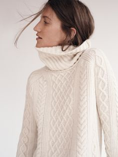 MADEWELL Cityblock Turtleneck Sweater